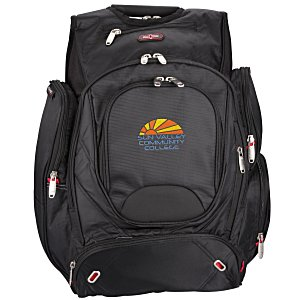 elleven Checkpoint-Friendly Laptop Backpack - Embroidered Main Image