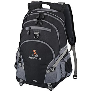 High Sierra Loop Backpack - Embroidered Main Image
