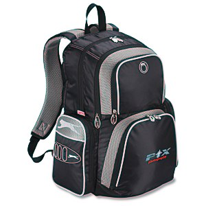 Slazenger Turf Series Laptop Backpack - Embroidered Main Image