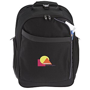 Checkmate Checkpoint Friendly Laptop Backpack - Emb Main Image