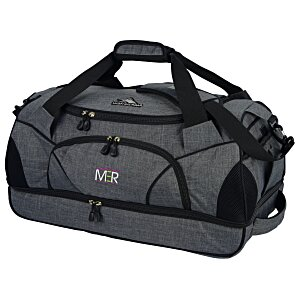 "High Sierra 24"" Crunk Cross Sport Duffel - Embroidered Main Image"
