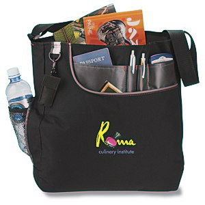 Transpire Deluxe Business Tote - Embroidered Main Image