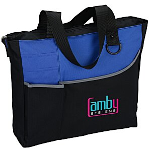 Metropolis Meeting Tote - Embroidered Main Image