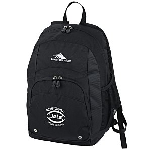 High Sierra Impact Backpack Main Image