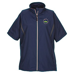Banos Short Sleeve Full-Zip Jacket - Ladies' Main Image