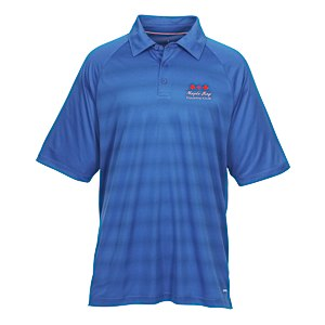Shima Stripe Moisture Wicking  Polo - Men's Main Image
