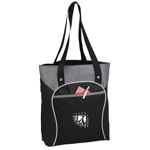 Sportsman Mesh Tote - Closeout Main Image