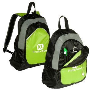Collegiate Backpack - Closeout Main Image