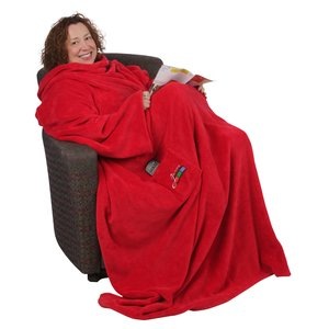 Snuggle Me Chenille Blanket - Closeout Main Image