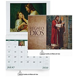 God's Gift Calendar - Funeral Planning - Spanish Main Image