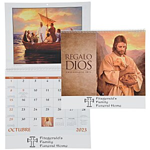 God's Gift Calendar - Spanish Main Image