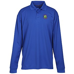 Blue Generation LS Snag Resistant Wicking Polo - Men's Main Image