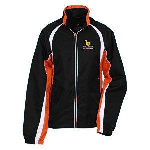Kelton Colorblock Track Jacket - Ladies' - 24 hr Main Image