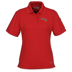 Pico Performance Pocket Polo - Ladies' - 24 hr