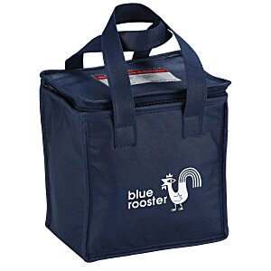 Square Non-Woven Lunch Bag - 24 hr Main Image