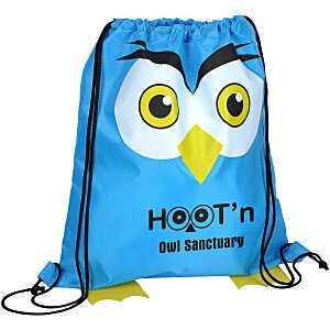 Paws and Claws Sportpack - Owl - 24 hr