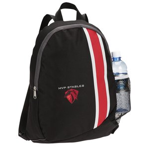 Speedway Backpack - Embroidered Main Image