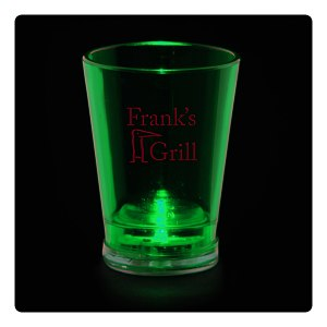 Light-Up Shot Glass - 2 oz. Main Image