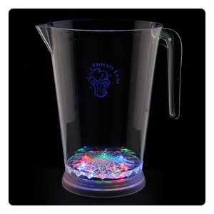 Light Up Pitcher - 40 oz. Main Image
