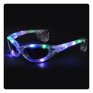 Blinking Sunglasses - Multicolor Main Image