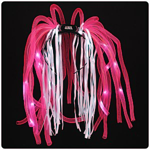 LED Noodle Headband Main Image