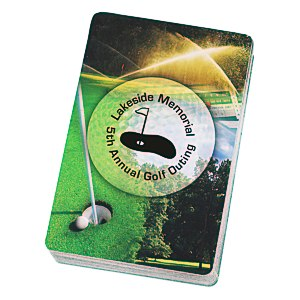 Golf Playing Cards Main Image