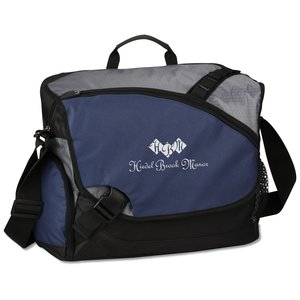 Freestyle Laptop Messenger Bag II - Closeout Main Image