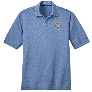 Nike Performance Dri-Fit Heather Polo - Men's Main Image