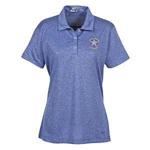 Nike Performance Dri-Fit Heather Polo - Ladies' Main Image