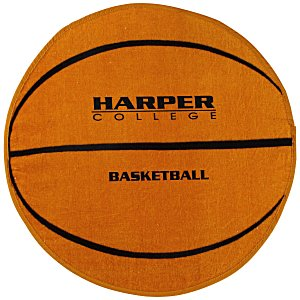 Sport Ball Towel - Basketball Main Image