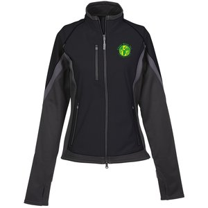 Jozani Hybrid Soft Shell Jacket - Ladies' - TE Transfer Main Image