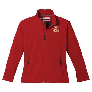 Basin Soft Shell Jacket - Ladies' - TE Transfer Main Image