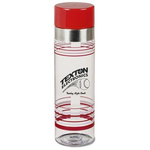 Ring Around Sport Bottle - 29 oz. - Closeout Main Image