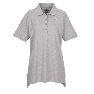 Westlake Ringspun Cotton Pique Polo - Ladies' Main Image
