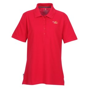 Barela Performance Blend Pique Polo - Ladies' Main Image
