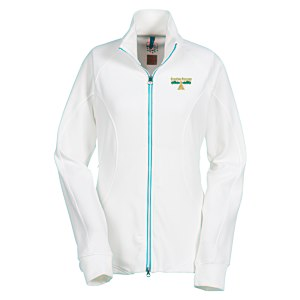 PUMA Golf Slim Track Jacket - Ladies' Main Image