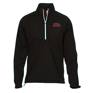 PUMA Golf Long Sleeve Knit Wind Jacket - Men's Main Image