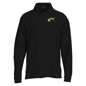 Donner Long Sleeve Polo - 24 hr Main Image