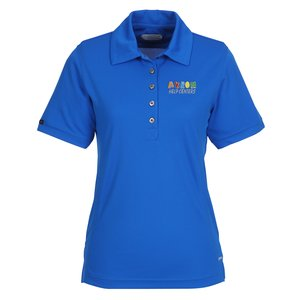 Banhine Moisture Wicking Polo - Ladies' - 24 hr