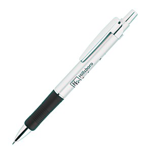 Classic Slim Ballpoint Pen – Silver - 24 hr Main Image