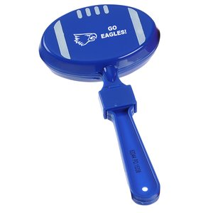 Football Clapper - Closeout Colors