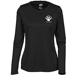 A4 Cooling Performance LS Tee - Ladies' Main Image