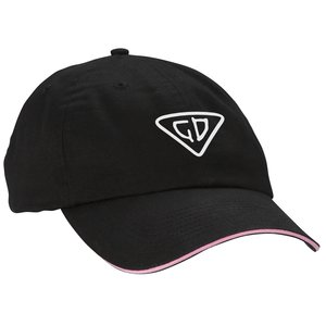 All Around Cap with Sandwich Visor - Closeout Main Image