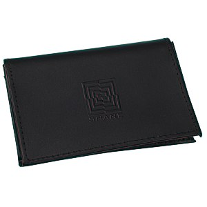 Bonded Leather Card Case Main Image