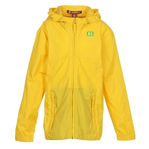 Harriton Rain Jacket - Youth Main Image