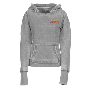 Lakeview Burnout Hooded Sweatshirt - Ladies' Main Image