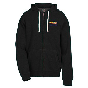 Huron Full-Zip Fleece Hoodie - Men's Main Image