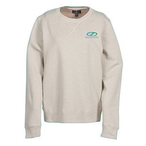 Garris V-Stitch Crew Sweatshirt - Ladies' Main Image