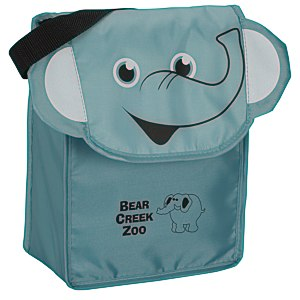 Paws and Claws Lunch Bag – Elephant Main Image