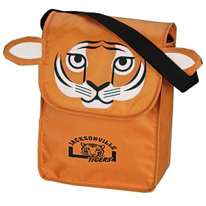 Paws and Claws Lunch Bag – Tiger - 24 hr Main Image